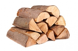 120 kg ofenfertiges Buche Brennholz 30 -33 cm lang trocken