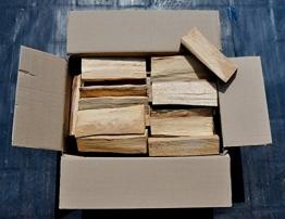 30 Kg Brennholz reine Buche ofenfertig kammergetrocknet in 25cm Länge