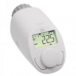 ELV Typ N Elektronik-Heizkörper-Thermostat mit Boost-Funktion, bis zu 30 % Heizkostenersparnis