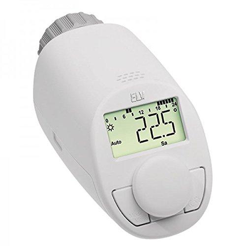 elv typ n elektronik heizk rper thermostat mit boost funktion bis zu 30 heizkostenersparnis. Black Bedroom Furniture Sets. Home Design Ideas
