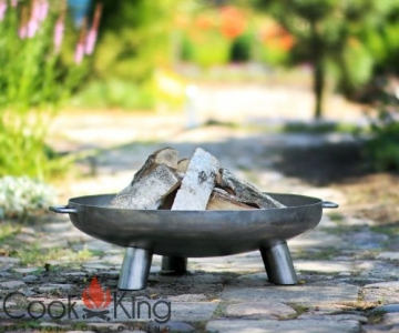 CookKing Feuerschale Bali Ø 80cm - Stahl