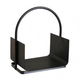 Kamino-Flam Holzlege Eisen, 40.5x30x47 cm  schwarz